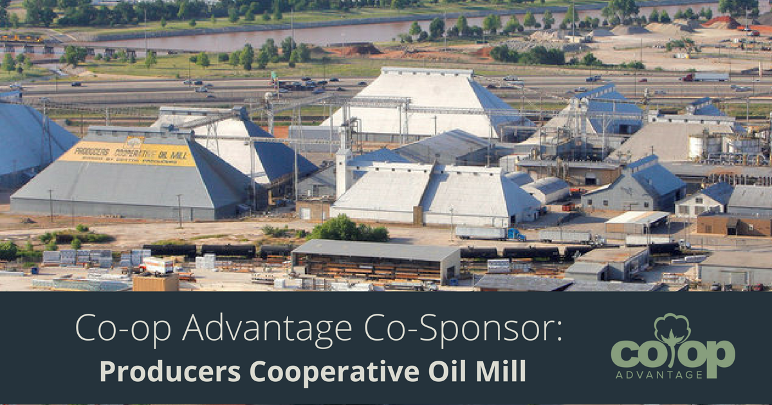 Co-op Advantage Sponsor: Producers Cooperative Oil Mill