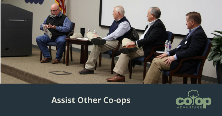 Assist Other Co-ops