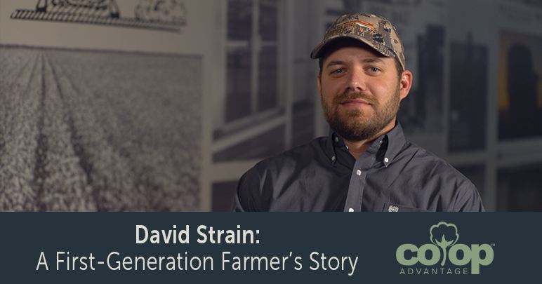 David Strain: A First-Generation Farmer's Story