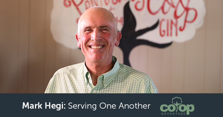 Mark Hegi: Serving One Another