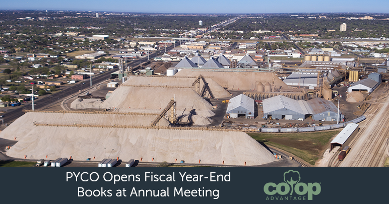 PYCO Opens Fiscal Year-End Books at Annual Meeting