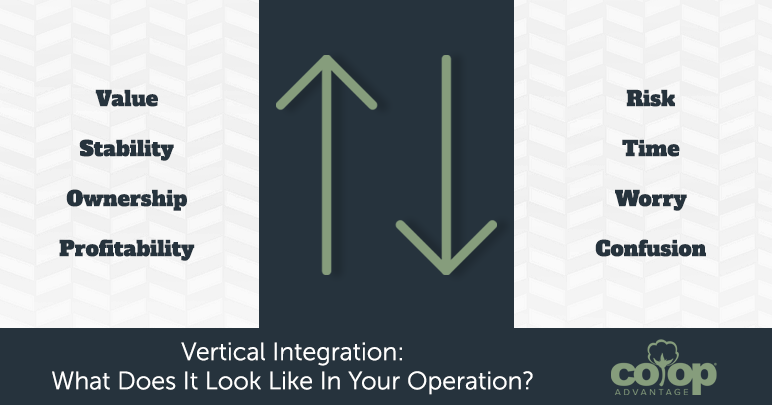 Vertical Integration – What Does It Look Like in Your Operation?
