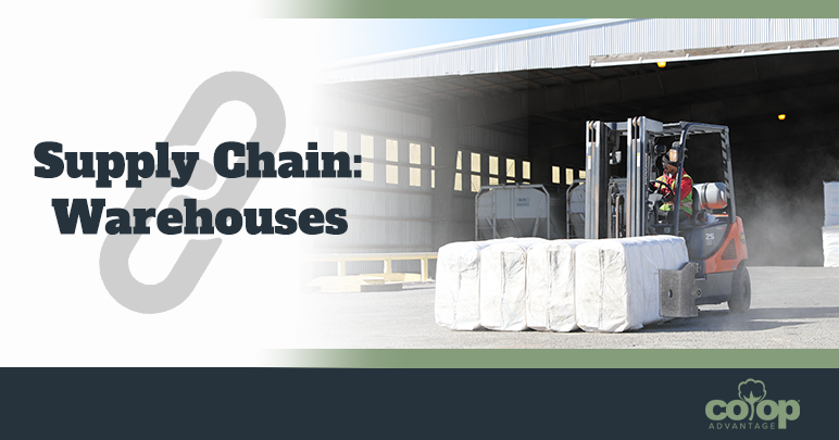 Supply Chain: Warehouses