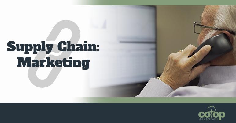 Supply Chain Series: Marketing