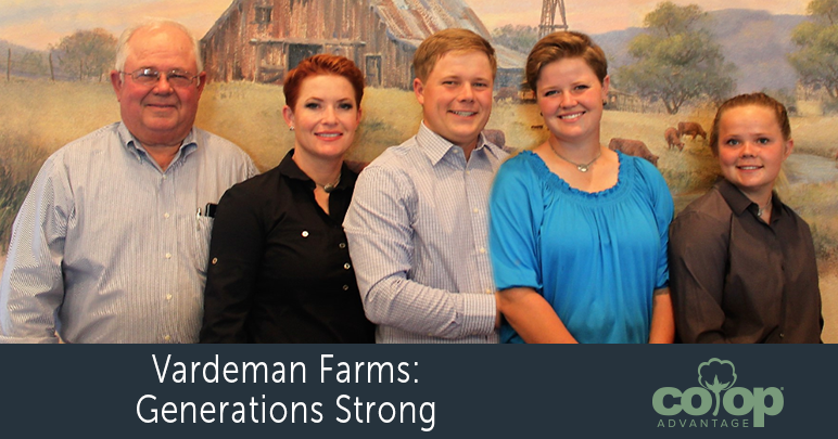 Vardeman Farms: Generations Strong