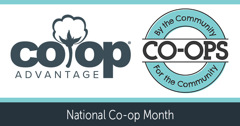 National Co-op Month: By The Community For The Community